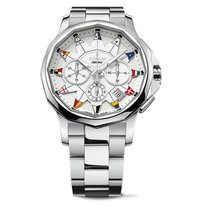 Corum Admiral's Cup Legend 42 984.101.20.V720.AA12 New Steel Automatic