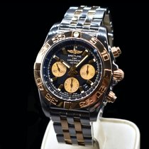 Breitling Chronomat 44 Gold/Steel 44mm Black No numerals United States of America, Texas, Frisco