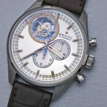 Zenith El Primero Tourbillon 03.2050.4035 Very good Steel 44mm Automatic United Kingdom, Cheshire