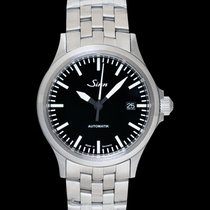 Sinn Steel Automatic Black 38.5mm new 556