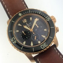 Blancpain Fifty Fathoms Rose gold Black United States of America, California, Beverly Hills