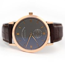 A. Lange & Söhne Saxonia Rose gold 37mm Grey United States of America, Florida, Aventura