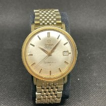 Omega Constellation Gold/Steel 35.5mm Gold No numerals United States of America, California, Upland