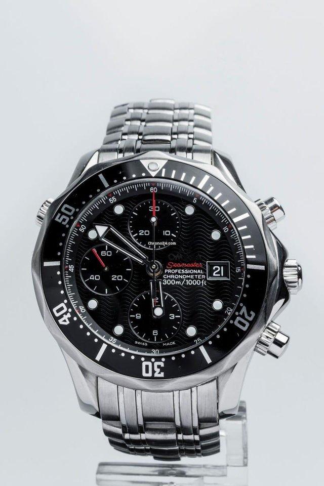 Omega Seamaster Diver 300 M 213.30.42.40.01.001 2009 usados