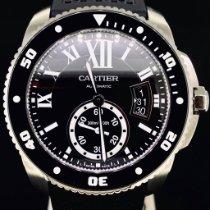 Cartier Calibre de Cartier Diver nouveau 2020 Remontage automatique Montre avec coffret d'origine et papiers d'origine W7100056