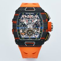 Richard Mille RM 011 RM 11-03 Very good Carbon 49.94mm Automatic