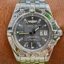 Breitling Galactic 41 Steel 41mm Grey United States of America, Texas, Plano