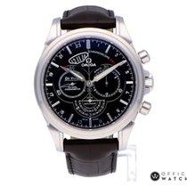 Omega GMT 422.13.41.52.06.001 2012 De Ville Co-Axial