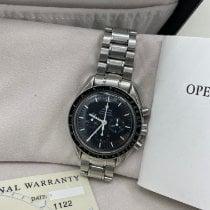 Omega Speedmaster Professional Moonwatch Acciaio 42mm Nero Senza numeri Italia, Palermo