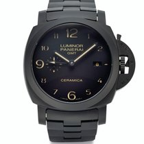 Panerai Luminor 1950 3 Days GMT Automatic Negro