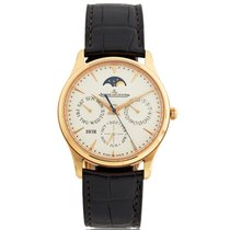 Jaeger-LeCoultre Master Ultra Thin Perpetual Oro rosa 39mm Blanco