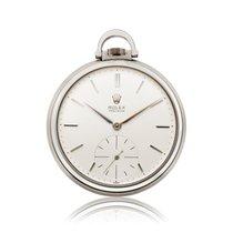 Rolex Reloj 1953 Acero 45mm Cuerda manual Reloj con estuche original