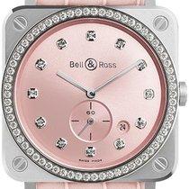 Bell & Ross Женские часы BR S 39mm Кварцевые новые Часы с оригинальной коробкой