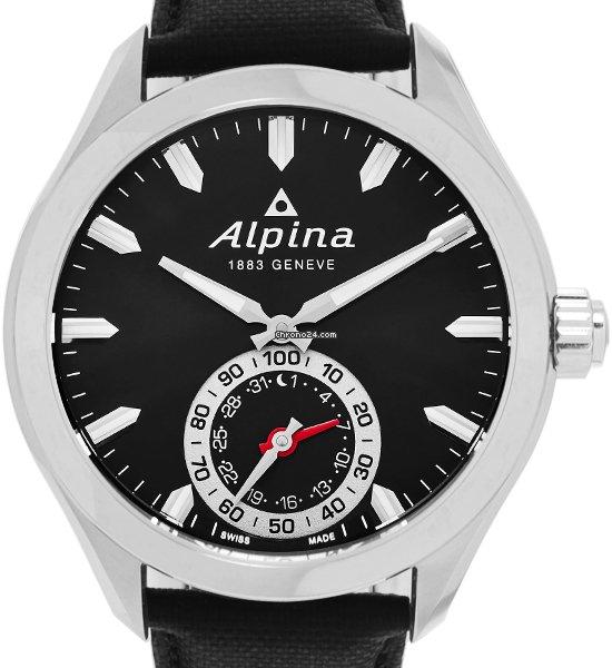 Alpina Horological Smartwatch AL285X5AQ6 2016 подержанные