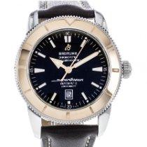 Breitling Superocean Heritage 46 occasion 46mm Date Cuir
