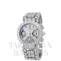 Harry Winston Premier White gold 32mm Mother of pearl Arabic numerals United States of America, New York, Hartsdale