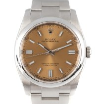 Rolex Oyster Perpetual 36 usados 36mm Oro Acero