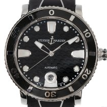 Ulysse Nardin Women's watch Lady Diver 40mm Automatic pre-owned Watch only 2008