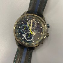Pulsar pre-owned Quartz 44mm Blue 10 ATM