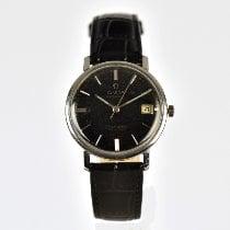 Omega Seamaster DeVille Gold/Steel 34mm Black No numerals United Kingdom, Bradford