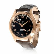 Ball Trainmaster Cleveland Express Rose gold 41mm Black Arabic numerals United States of America, New York, New York