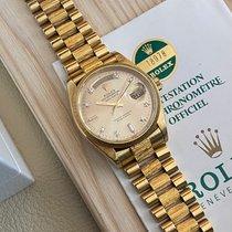 Rolex Day-Date 36 18078 Zeer goed Geelgoud 36mm Automatisch Nederland, Heerenveen