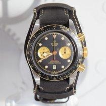 Tudor Black Bay Chrono nouveau 2020 Remontage automatique Chronographe Montre avec coffret d'origine et papiers d'origine 79363N-0002