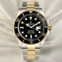 Rolex Submariner Date Or/Acier 41mm