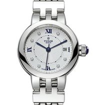 Tudor Clair de Rose Steel Roman numerals United States of America, New York, Brooklyn