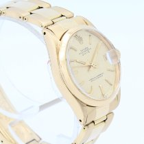 Rolex 6624 Or jaune 1972 Oyster Perpetual Date 31mm occasion