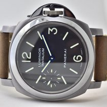 Panerai Tantalum Manual winding Black Arabic numerals 44mm pre-owned Special Editions