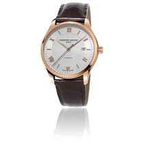 Frederique Constant Classics Index Acier 40mm Blanc France, Paris 1er