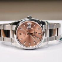 Rolex 115200 Acier 2020 Oyster Perpetual Date 34mm nouveau