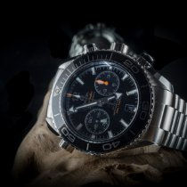 Omega 215.30.46.51.01.001 Acier 2020 Seamaster Planet Ocean Chronograph 45.5mm nouveau