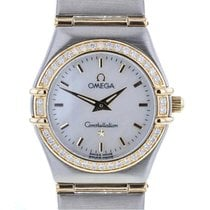Omega Constellation Ladies 25mm
