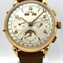 Wyler Vetta Oro amarillo Cuerda manual 3506-15 usados