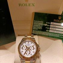 Rolex Acero y oro 40mm Automático 116523 usados