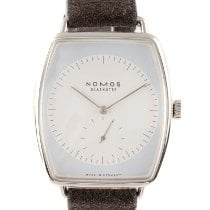 NOMOS White gold 40.5mm Manual winding 920 pre-owned