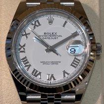 Rolex Datejust 126334 Nowy Stal 41mm Automatyczny