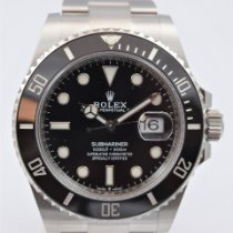 Rolex Submariner Date 126610LN New Steel 41mm Automatic