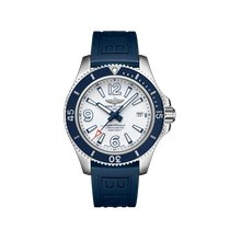 Breitling Superocean 42 Steel 42mm White Arabic numerals United States of America, Florida, Plantation