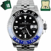 Rolex GMT-Master II Steel 40mm Black United States of America, New York, Smithtown