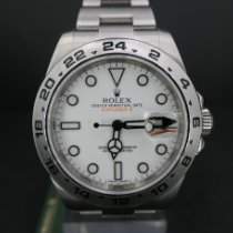 Rolex Explorer II Stahl 42mm Weiß Keine Ziffern Deutschland, München