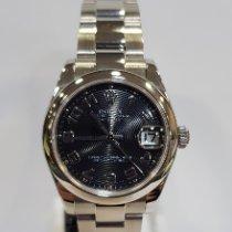 Rolex Lady-Datejust Acero 31mm Negro Arábigos España, Lugo