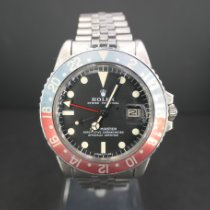 Rolex GMT-Master 1675 Good Steel 40mm Automatic