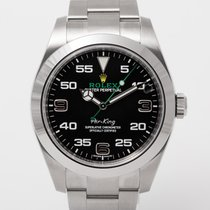 Rolex Air King new 2020 Automatic Watch with original box and original papers 116900