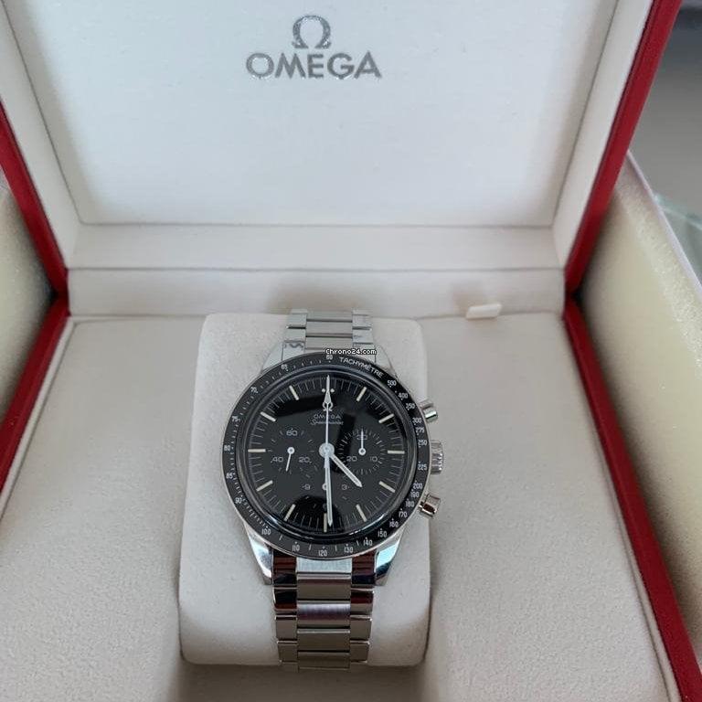 Omega Speedmaster Professional Moonwatch 311.30.40.30.01.001 2020 nuevo