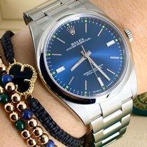 Rolex Oyster Perpetual 39 nuevo 2018 Automático Reloj con estuche y documentos originales 114300
