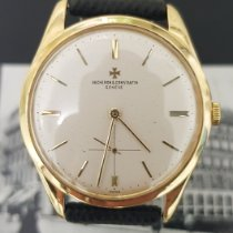 Vacheron Constantin Yellow gold 36mm Manual winding 6304 pre-owned