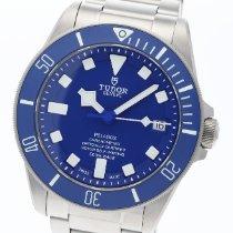 Tudor Pelagos nuevo 2020 Automático Reloj con estuche y documentos originales 25600TB-0001